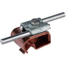 339157 Dehn Dachrinennklemme Cu/St/tZn Zweimetall für CU-Dachrinnen 16-22mm Produktbild