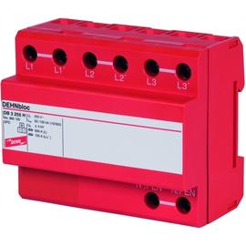 900120 DEHN Überspannungsableiter 3-pol. DEHNbloc DB 3 255 H Typ1 230/400V Produktbild