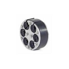 096698 HAUFF Ringraumdichtung P-Cable Basic HRD 125-SG-6/6-31 Produktbild