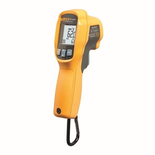 4130488 Fluke 62 Max+ Infrarot Thermometer -30°C+650°C IP54 Produktbild Front View L
