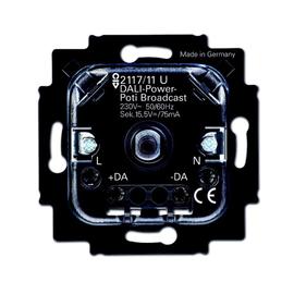 2117/11U Busch-Jaeger Dali-Power- Potenziometer m.integriertem Netzteil Produktbild