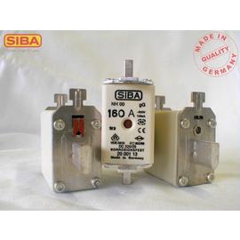 2000113.160 SIBA NH-Sicherung Gr. 00 160A Produktbild