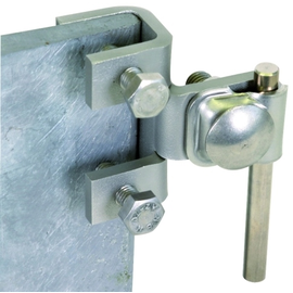 372119 Dehn Anschlussklemme Niro für Stahlträger mit Klemmblock Produktbild