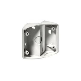 EM10025518 Esy-Lux MD Ecksockel weiss Produktbild