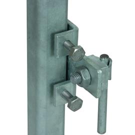 372250 Dehn Blitzschutzklemme für Stahlträger 18-35mm Produktbild