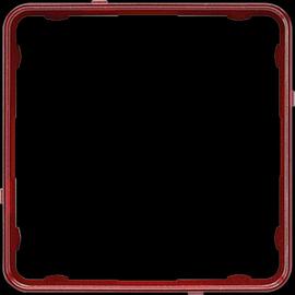 CDP81RTM Applikations-Rahmen rot-metalic CD500 Produktbild