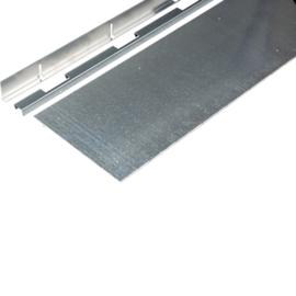 BKB250852G TEHALIT Oberteil geschlossen für Brüstungskanal Boden BKB 25085 Produktbild