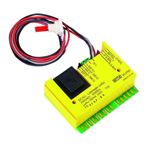 338830 DIMPLEX LRD 2000 plus Elektronischer DC/AC Aufladeregler Produktbild Front View L