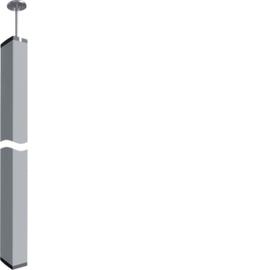 DAS2803400ELN TEHALIT Deckenanschluss säule 2-fach 3,4-3,7m nat.eloxiert Produktbild