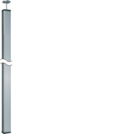 DAS803400ELN Tehalit Deckenanschluss säule 1-fach 3,4-3,7m nat. eloxiert Produktbild