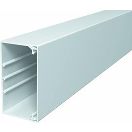 6191215 Obo WDK60110RW Wand- und Decken- kanal mit Bodenlochung 60x110x2000 Produktbild