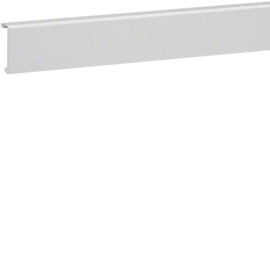 SL2005529010 Hager Tehalit SL55x20 Sockelleistenkanal Oberteil Reinweiss Produktbild