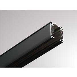 208-19104402 Molto Luce 3PH Schiene 4m schwarz Produktbild