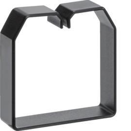 LK750753 Tehalit Drahthalteklammer 75075 schwarz Produktbild