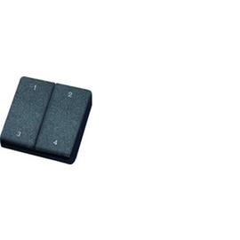 FMH4S-an Eltako Funk-Minihandsender Anthrazit für Schlüsselring Produktbild