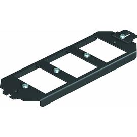 7407840 OBO Montageträger MUT3 für Anschlussbuchsen der Datentechnik Produktbild