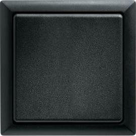 30000704 Eltako FT4F-sz Funktaster schwarz mit Wippe und Doppelwippe Produktbild