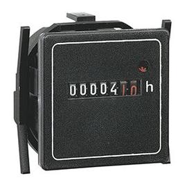 049560 LEGRAND  Betriebsstundenzähler 48x48 10-80VDC Produktbild