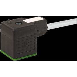 7000-18021-2261000 Murrelektronik Ventilstecker 24VAC/DC mit LED Produktbild