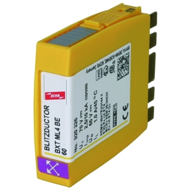 920326 Dehn BXT ML4 BE 60 Kombiableiter- Modul f. 4 Einzeladern Blitzductor XT Produktbild