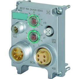 6ES7194-3AA00-0BA0 SIEMENS Simatic DP Anschlussblock M12 7/8Zoll für ET200ECO Produktbild