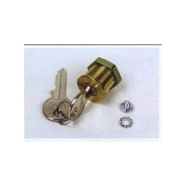 712805 FAAC Schloßzylinder+Schlüssel Produktbild