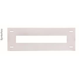 AF440-150 ERA Automatenfrontplatte +4x PSK bxh=440x150mm Metall RAL7035 Produktbild