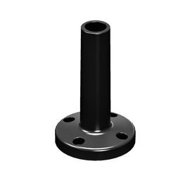 2374000 RITTAL SG Signalsäule Fuß mit integrierten Rohr D=25mm L=110mm Produktbild