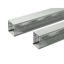 8800753 RITTAL Kabelkanal für Montage- platte B80xH80xL2000mm (Tray=12Stk) Produktbild