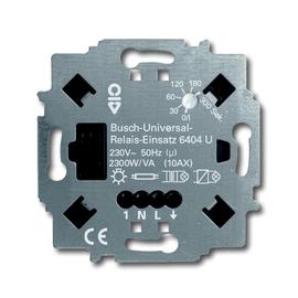 6404 U BUSCH-JÄGER Universal-Relais-Einsatz 6404 U Produktbild