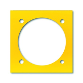 0239-0-0079 BUSCH-JÄGER Abdeckplatte 63,5 MM Produktbild