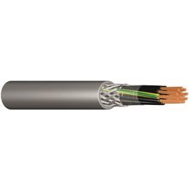 YSLCY-OZ 2X6 grau Messlänge PVC-Steuerleitung CU-Geschirmt Produktbild