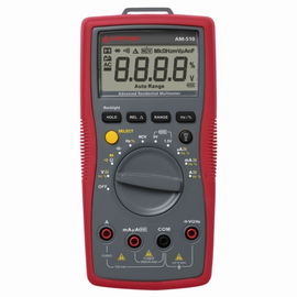 4102344 BEHA AMPROBE AM-510 DIGITAL MULTIMETER CATIII/600V Produktbild