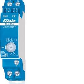 30014007 Eltako FLUD14 Leistungszusatz für Funk-Dimmaktoren Baureihe 14 Produktbild