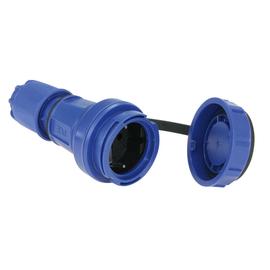 20251-b PCE Druckwasserdichte Schutz- kontaktkupplung IP68 2p.+E Produktbild