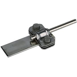 459139 DEHN Uni Trennklemme Niro mit Zwischenplatte 8-10 FL 30mm Produktbild