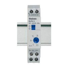 0030002 Theben ELPA 3 elektrischer Treppenlichtzeitschalter m.Multispann Produktbild