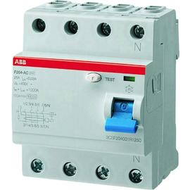 GHF2040094R3550 ABB FI-Schalter F204AS-40/0,1,selektiv Produktbild