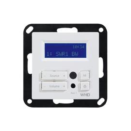 1124000100000 WHD DAM Basic IR Bedieneinheit Digitales Audio Multirooms Produktbild