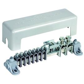563010 Dehn Pot-Schiene R15 mit Reihen klemmensystem 7x25,2x95,1x30x4mm Produktbild
