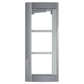350233 Bticino Rahmen + Modulträger 3 Module Allstreet Produktbild
