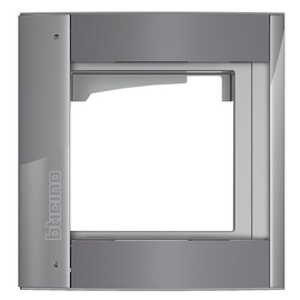 350213 Bticino Rahmen + Modulträger 1 Module Allstreet Produktbild