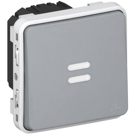 069504 LEGRAND FRAP Zeitschalter 2-L MOD. GR Produktbild