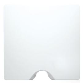 664795 LEGRAND Niloe Kabelauslass ohne Spreizkrallen, ultraweiß Produktbild