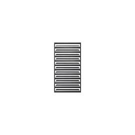 134628 GIRA Multifunkt.lamelle Energiesäule Anthrazit Produktbild