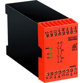 0040955 DOLD BD5987.02/001 AC50/60HZ 230V Not-Aus-Modul Produktbild