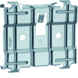 G2401 Tehalit Universal Erdungsklammer BRSN (VPE 10 Stk) Produktbild