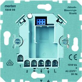 580699 Merten Jalousiesteuerungs-Einsatz mit Nebenstelleneingang Produktbild
