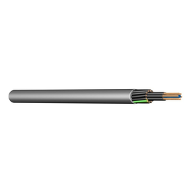 (H)05VV5-F 4G4 grau Messlänge PVC-Steuerleitung ölbeständig Produktbild