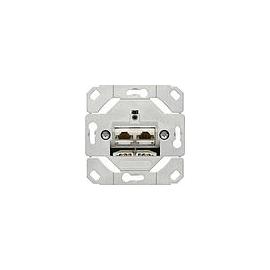016600 GIRA Netzwerk Anschlussdose Zubehör Produktbild